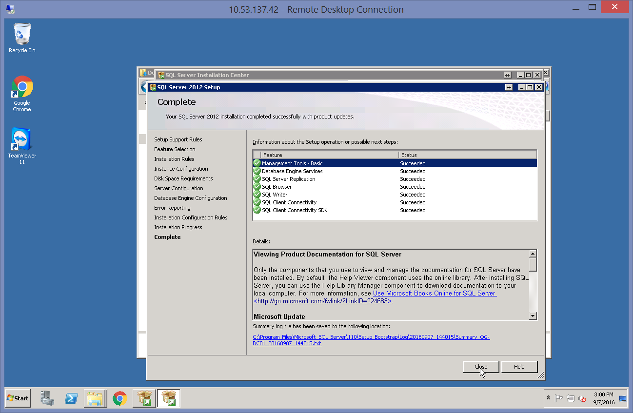 How to Install Microsoft SQL on a Domain Controller - How To's